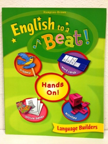 9780736225038: English To A Beat! Language Builders