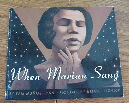 9780736227810: inZone Book: When Marian Sang (Reader's Workshop)