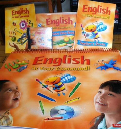 9780736229111: English At Your Command! Beginning Level Teacher's Guide