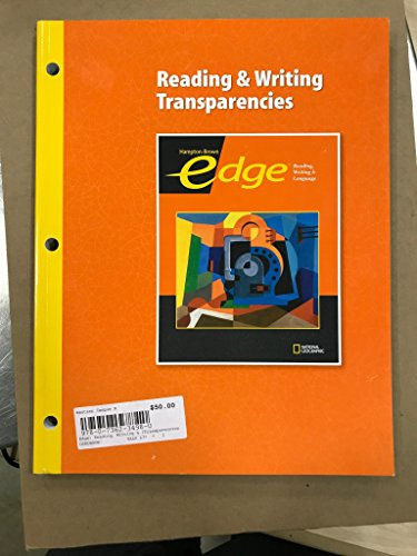 9780736234986: Reading & Writing Transparencies