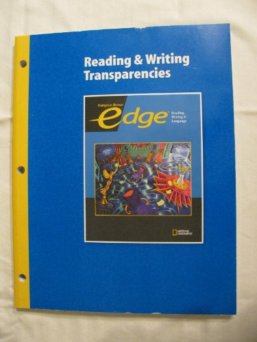Edge: Reading and Writing Transparencies