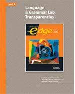 9780736235013: EDGE Language & Grammar Lab Transparencies, Level A