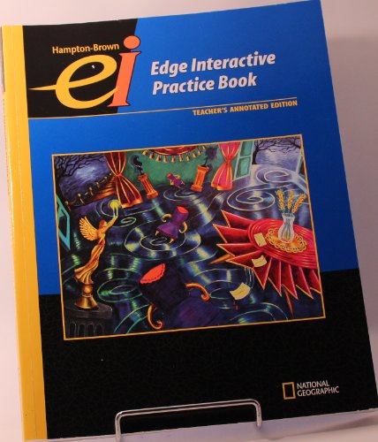 9780736235471: Edge Interactive Practice Book, Level B, Teacher's Annotated Edition