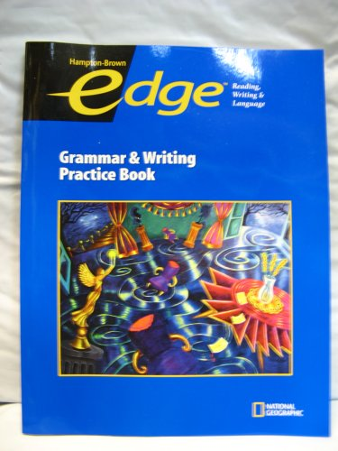 9780736235495: Edge Level B Grammar & Writing Practice Book
