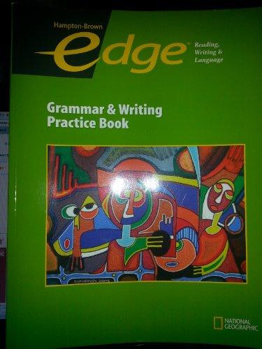 9780736235501: Edge Level C Grammar & Writing Practice Book