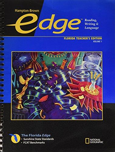 9780736236744: Edge Reading, Writing & Language, Vol. 1, Level B