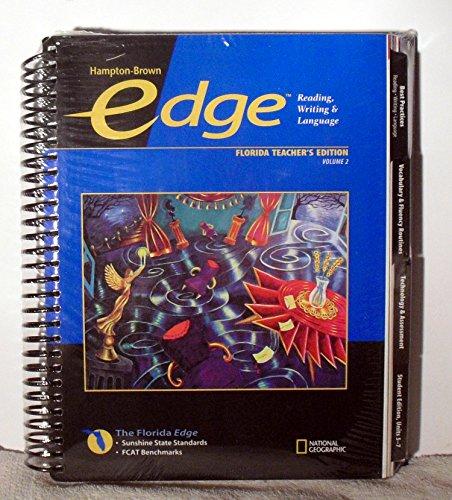 9780736236751: Edge Reading, Writing & Language, Vol. 2, Level B