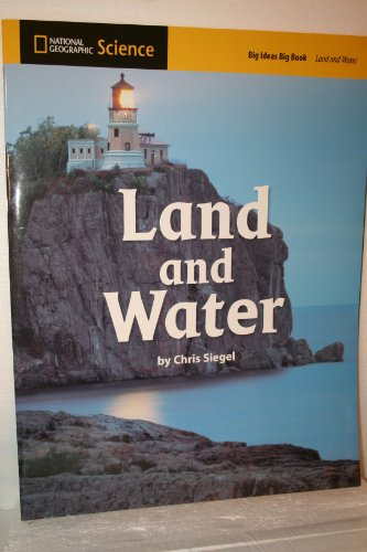 9780736255165: Land and Water, Big Ideas Big Book