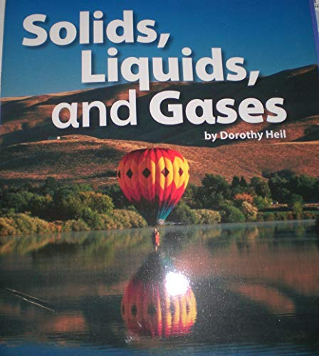 Solids Liquids & Gases Big Ideas: National Geographic Learning,
