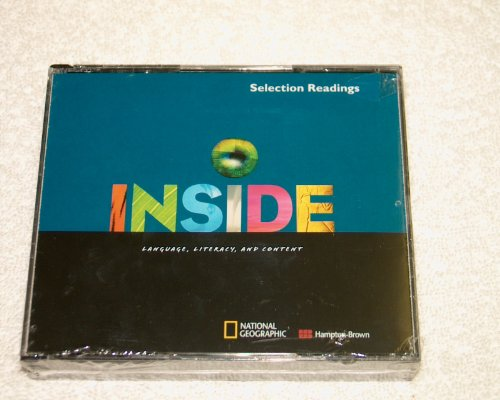 9780736258906: Inside Language, Literacy and Content (Level C Selection Readings) National Geographic Hampton-Brown Audio Cd