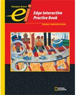 9780736261654: Edge Interactive Practice Book (Teacher's Annotated Ed.)