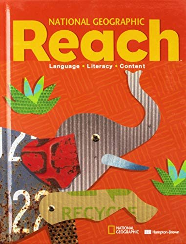 9780736274265: Reach B: Student Anthology, Volume 2 (National Geographic Reach)