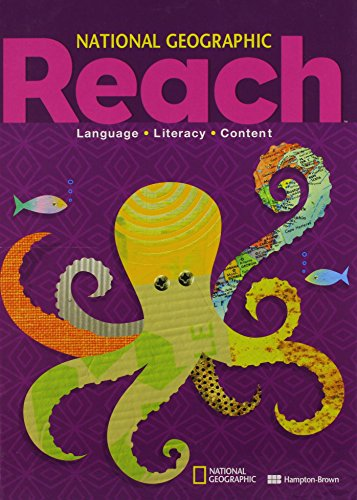 9780736274272: Reach C: Student Anthology (Reach for Reading)