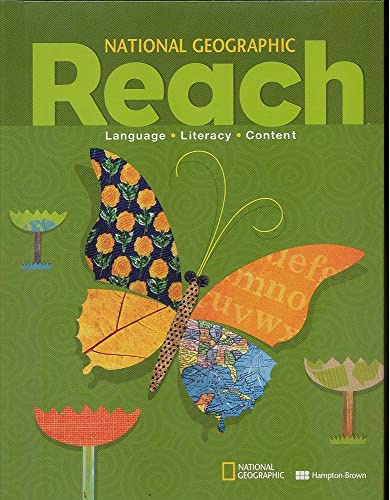 9780736274296: Reach E: Student Anthology (Reach for Reading)