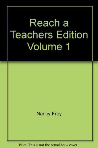 9780736274319: Language Literacy Content Level A-1Teacher's Ed (National Geographic Reach)