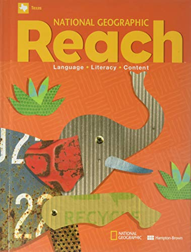 9780736274906: Reach: Language, Literacy, Content, Level B, Vol. 2 (National Geographic Reach)