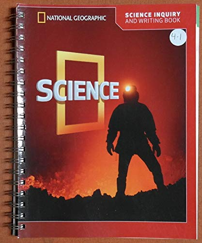 9780736277792: Ng Sci Gr 4 Science Inquiry Writing Book
