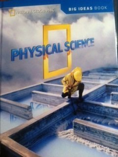 National Geographic Science Grade 5 Big Ideas Book Physical Science