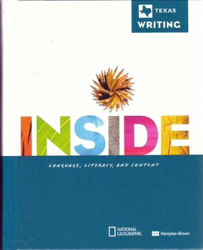9780736279314: Inside Level C TX Writing Student Edition (Inside, Legacy)