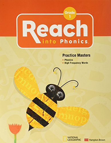 9780736279697: Reach Into Phonics 1: Practice Book