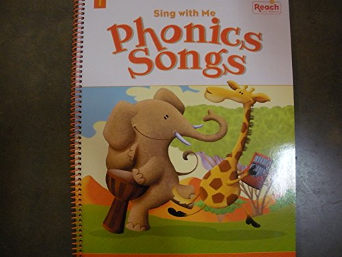 9780736279727: Sing With Me Phonics Songs