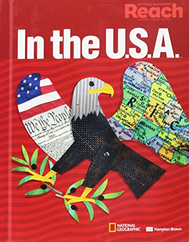 9780736280099: In the U.S.A.: Student Book (Summer School)
