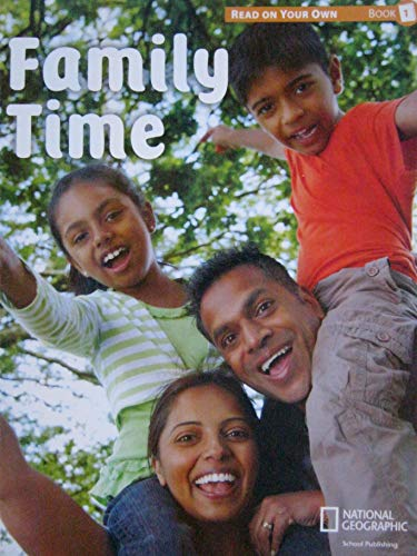 9780736280228: Reach into Phonics 1 (Read On Your Own Books): Family Time