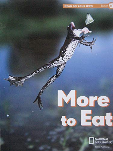 9780736280297: Reach into Phonics 1 (Read On Your Own Books): More to Eat
