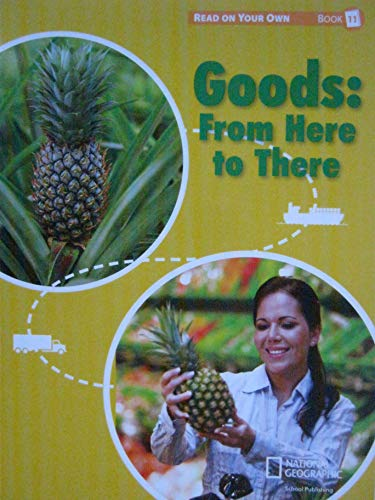 9780736280327: Reach into Phonics 1 (Read On Your Own Books): Goods: From Here to There