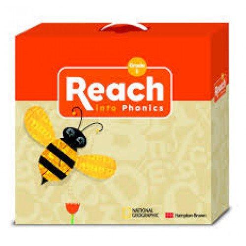 9780736281386: Reach into Phonics 1: Kit (Summer School)