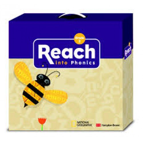 9780736281430: Reach into Phonics 2: Kit (Summer School)
