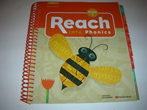 9780736281911: Reach Into Phonics Grade 1 Teacher's Edition Volume 1