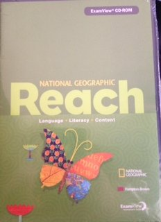 9780736288347: National Geographic Reach Language Literacy Content Level E CD-ROM