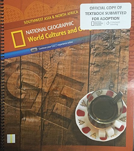 9780736290081: Worlds Cultures and Geography Modular Teacher Edition: Southwest Asia and North Africa