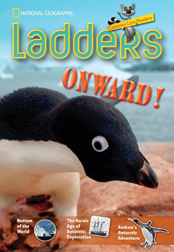 9780736292894: Ladders Reading/Language Arts 3: Onward! (one-below; Social Studies) (Ladders Common Core Readers)