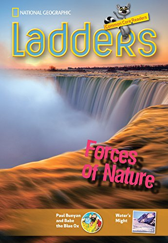 9780736293181: Ladders Reading/Language Arts 3: Forces of Nature (two-below; Science)