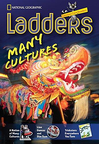 Ladders Reading/Language Arts 5: Many Cultures (On-Level;: John Behr Manos