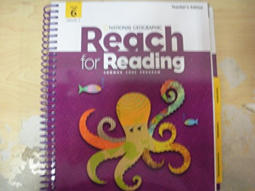 9780736296496: Reach For Reading Grade 2 Teachers Edition Unit 6