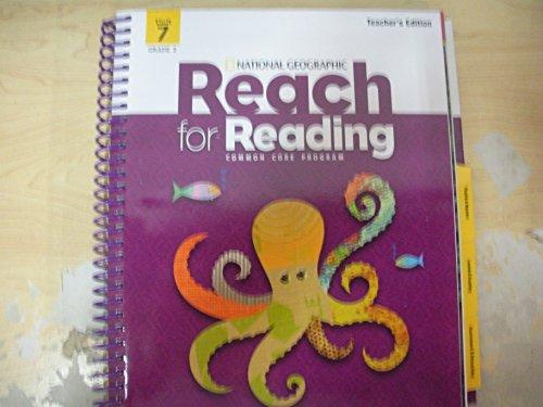 Reach For Reading Grade 2 Teachers Edition Unit 7: Kratky, Lada; Frey, Nancy; Lesaux, Nonie K; ...