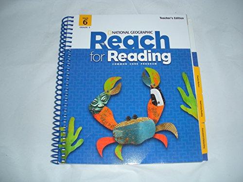 9780736296731: Reach For Reading Grade 5 Teachers Edition Unit 6