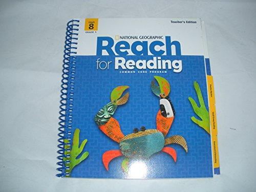 9780736296755: Reach For Reading Grade 5 Teachers Edition Unit 8