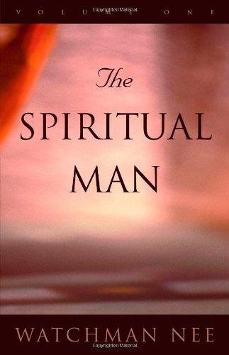 9780736302692: The Spiritual Man (3 volume set)