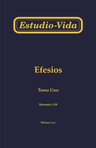 9780736303347: Estudio-vida de Efesios (juego de 3 tomos) (Spanish Edition)