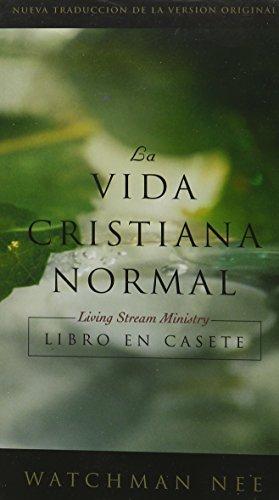 9780736308540: Vida cristiana normal, La (Estuche de 6 cintas) Libro en audio (Spanish Edition)