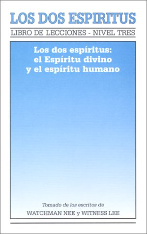 9780736311250: Libro de lecciones, nivel 3: Los dos espíritus -- Los dos Espíritus: el Espíritu divino y el espíritu humano (Spanish Edition)
