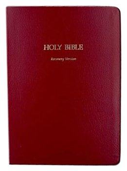 9780736324212: Holy Bible: Recovery Version