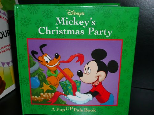 9780736400053: Mickey's Christmas Party: Pop-Up