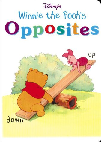 Disney's Winnie the Pooh: Opposites (Learn &: RH Disney, Ellen