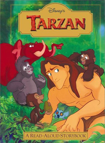 9780736400473: Disney's Tarzan (A Read-Aloud Storybook)