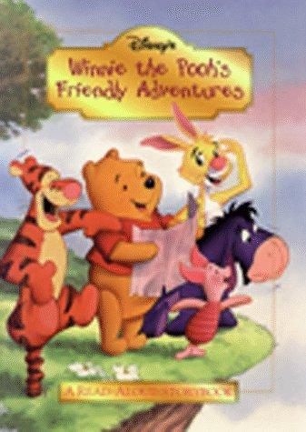 9780736401074: Winnie the Pooh's Friendly Adventures